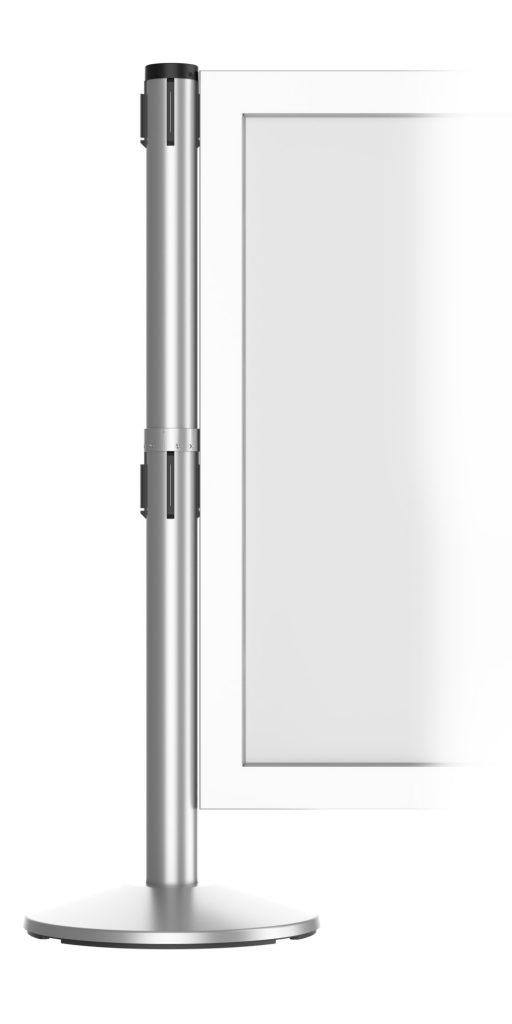 Dual Post Portable Base Standard 1