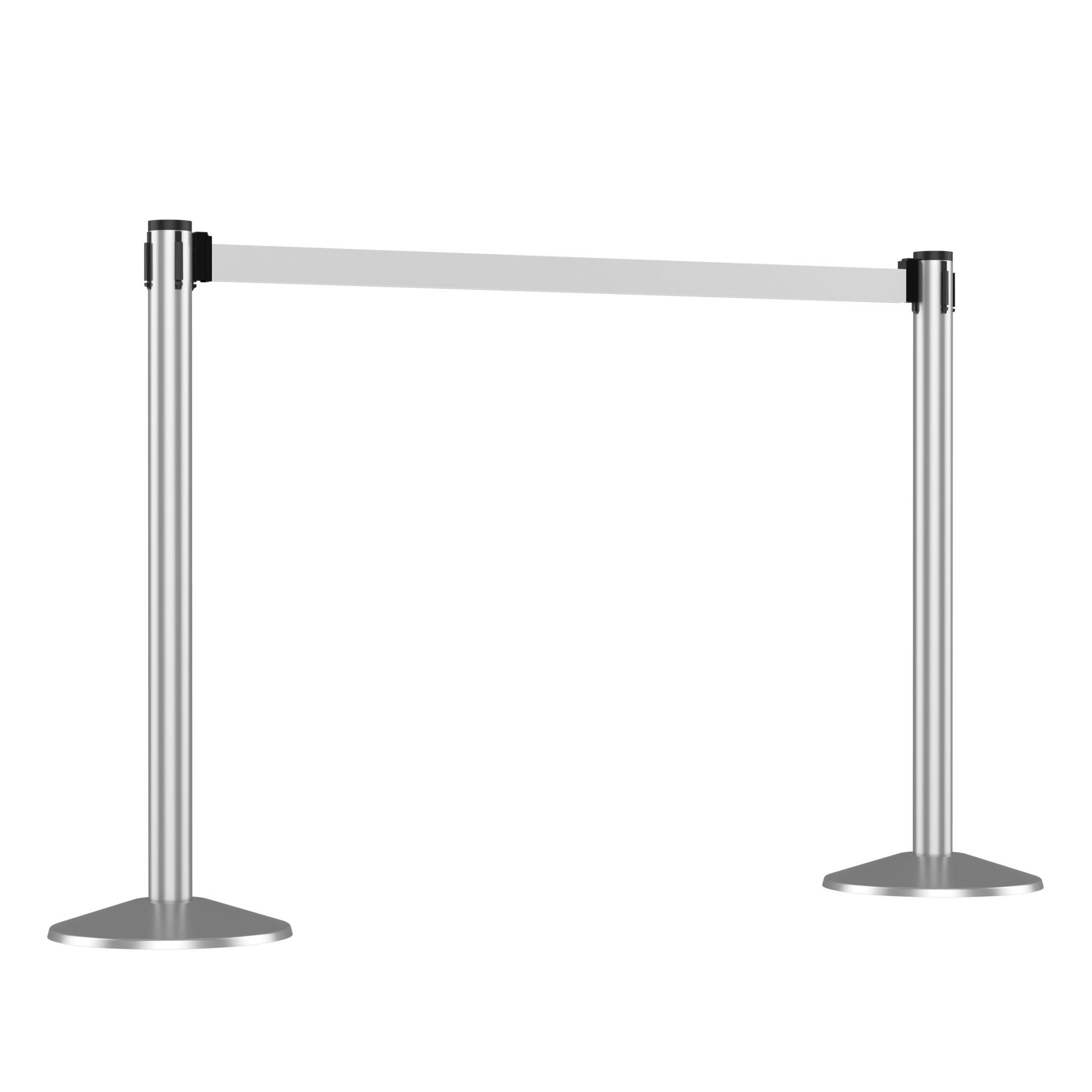 Q-Beam Rigid Crowd Control Barrier System