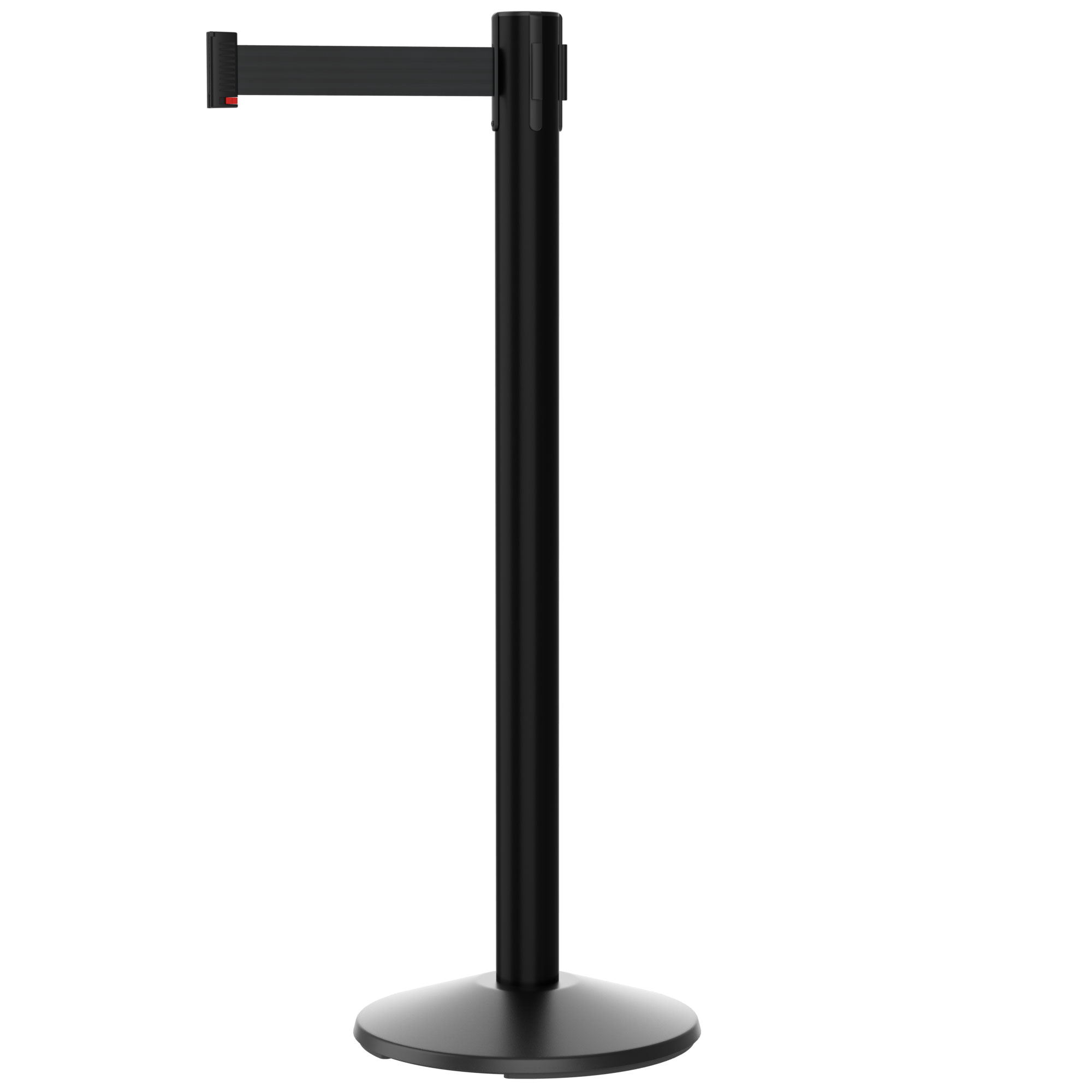 Value Series Retracta-Belt Retractable Belt Crowd Control Stanchion