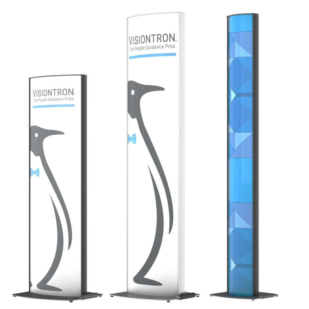 Versa Stand Sign Tower Options