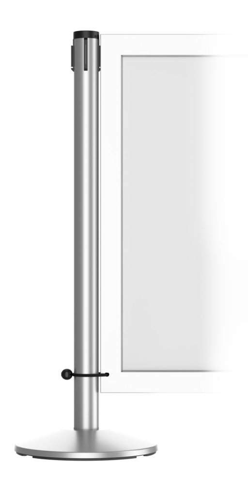 Single Post Portable Base Standard 1