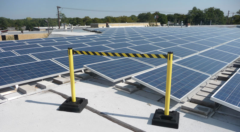Visiontron Flips the Switch on a 50 kW Solar Panel System